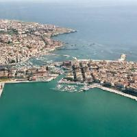 panoramic view of Ortigia