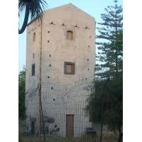 Vignazza Tower. This watchtower was constructed in 1544 to patrol the coast agai