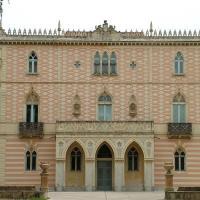 Villa Patti in Caltagirone