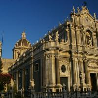 The Duomo of Catania