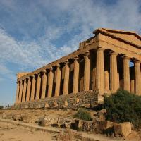 Temple of Concordia.