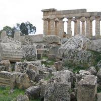 Temple F - Selinunte