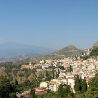 View of Taormina