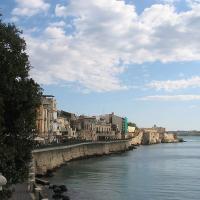 View of Ortygia, Syracuse