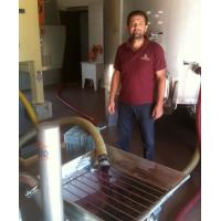 George making great wine