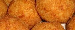 Arancini,rice balls